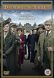 Downton Abbey: A Journey To The Highlands Dvd Maggie Smith New Factory Sealed • 4.95£