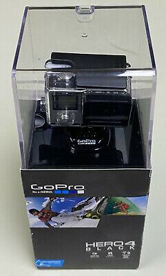 $ CDN378.52 • Buy New Factory Sealed GoPro HERO4 Black Edition 12MP Camcorder Camera CHDHX-401