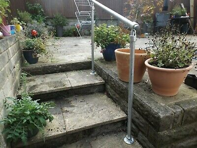 £55 • Buy Garden Handrail Variable Angle Safety Outdoor Grab Steps Disability 900x900 33.7
