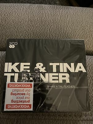 Ike And Tina Turner Shake A Tail Feather • 3.50£