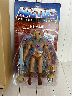 $125 • Buy Super 7 Masters Of The Universe Ultimate He-Man
