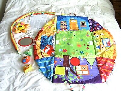 Lamaze Pyramid Play House Baby Gym. Age: 0+ Years. Very Good Condition • 22.99£