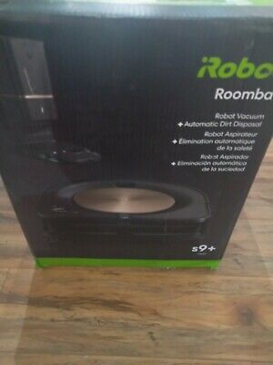 IRobot Roomba S9+ Plus S9550 Automatic Disposal Robotic Vacuum - SAME DAY SHIP!! • 500.68£
