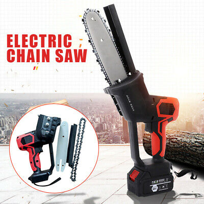 UK Electric Cordless Chainsaw Chain Saw Garden Cutting Tools For Makita Battery • 47.99£