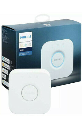 AU34.29 • Buy Philips Hue Bridge Hub V2 Wireless Lighting Controller EU NEW In Box