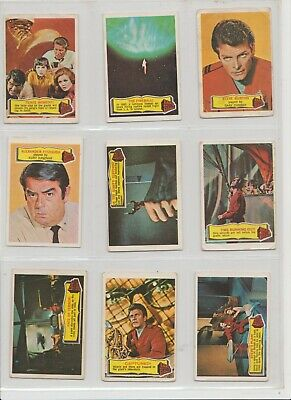 Land Of The Giants...A&BC Gum 1969..Full Set Of 55 Cards A&BC Gum  • 199£
