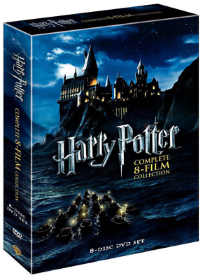 $ CDN38.06 • Buy Harry Potter: The Complete 8-Film Collection (DVD, 2011, 8-Disc Set)