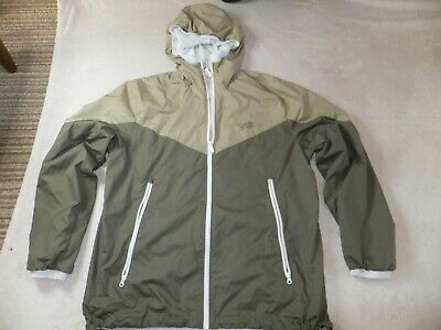 Nike Windrunner Lightweight Track Top Hooded Tracksuit Jacket Size Large Adult • 8.99£