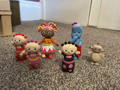 In The Night Garden 6 Figure Gift Pack Includes 3 X Tombliboo Figures Toys 18+ M • 1.99£