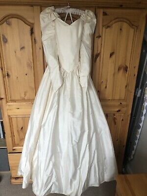 AU225.73 • Buy Wedding Dress Catherine Rayner Designer Size 10 Ivory