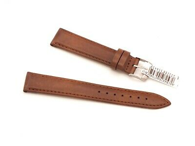 New Green Collection 18mm Eco Leather Brown Watch Strap Classic • 3.99£