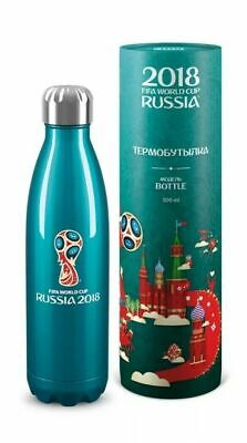 £12.83 • Buy FIFA 2018 World Cup Russia Licensed Official Mascot Zabivaka 500ml Thermo Bottle