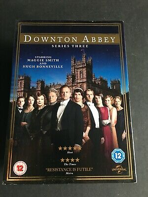 Downtown Abbey Series Three DVD • 3£