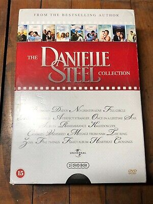 Danielle Steel 21 DVD Collection • 52.09£