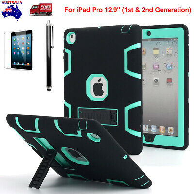 AU28.99 • Buy For IPad Pro 12.9  (1st & 2nd Generation) Case 2015 &2017 Shockproof Stand Cover