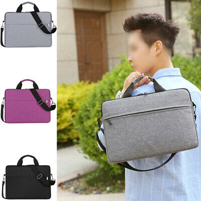 15.6 Inch Laptop PC Waterproof Shoulder Bag Carrying Soft Notebook Case Cover • 6.99£