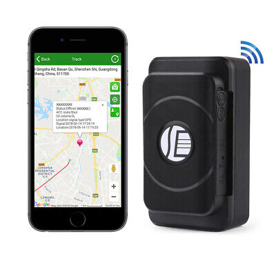 £34.99 • Buy GPS Tracker Car Vehicle Real Time Hidden Spy Kids Tracking Device Magnetic TK202