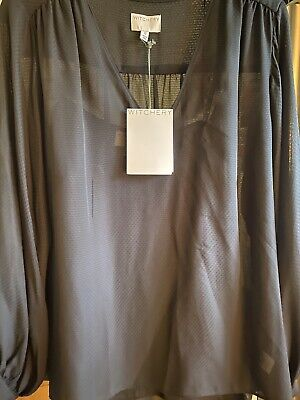 AU30 • Buy  WITCHERY  Long Top, Size  12