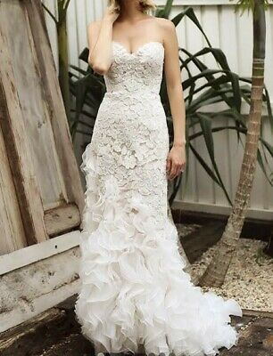 AU900 • Buy Madi Lane Skylar Wedding Dress Size 6/8
