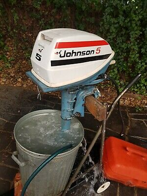 AU200 • Buy 5hp Johnson Outboard Motor