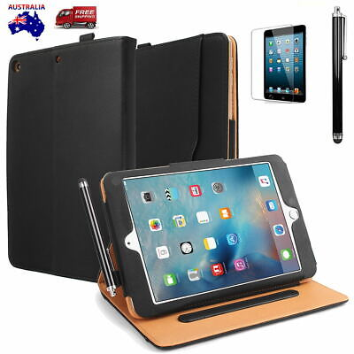 AU23.99 • Buy For Apple IPad Mini (5th Generation) Shockproof Leather Smart Case Stand Cover