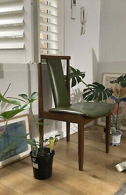 AU515 • Buy Mid Century Dining Chairs X 6