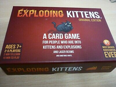 AU9.02 • Buy Exploding Kittens Card Game