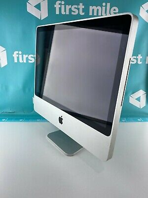 Apple IMac (20-inch, Mid 2007) - Intel Core 2 Duo, Spares Or Repairs - Water DMG • 99.99£