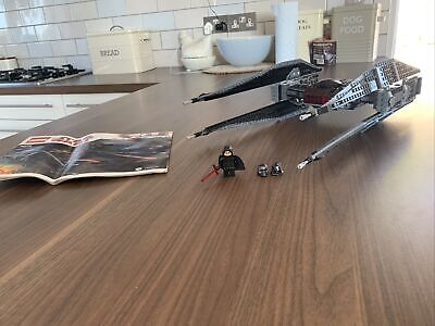 Lego Star Wars Kylo Ren's TIE Silencer (75179) Complete With Instruction • 30£