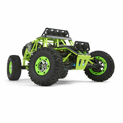 $ CDN109.11 • Buy WLTOYS 12428 1/12 SCALE 2.4G 4WD ELECTRIC BRUSHED CRAWLER RTR RC Toy CAR