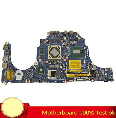 $ CDN418.55 • Buy FOR DELL Alienware 15 R1 17 R2 Motherboard I7-4720HQ 0DWWXN DWWXN 100% Test Work