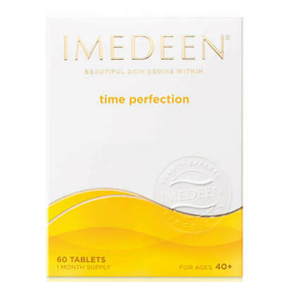 IMEDEEN Time Perfection 60 Tablets 1 Month Supply Exp 05/2023 New & Sealed (5092 • 22.95£