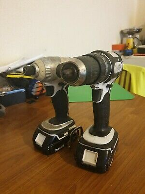 Makita Impact Drive  + Drill + 2 Batteries 1.3ah 2.0ah Used • 51.01£