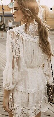 AU169 • Buy Spell And The Gypsy Dawn Lace Blouse Large