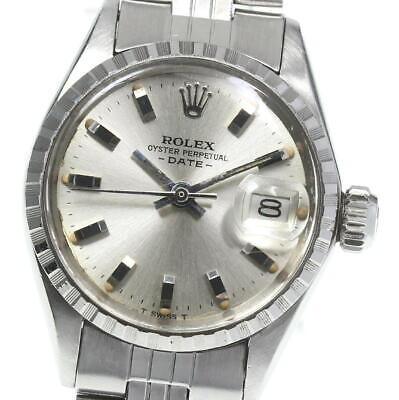 $ CDN2258.37 • Buy ROLEX Oyster Perpetual Date 6524 Antique Automatic Ladies Watch_605135