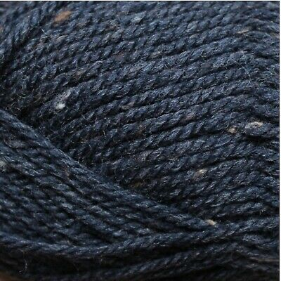 AU5.50 • Buy Cleckheaton 8ply Country Naturals Ink #1812 - 85% Pure Wool - 50g Balls $5.50