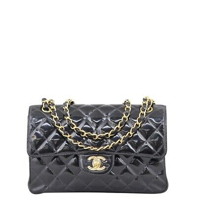 AU3410 • Buy Authentic Chanel Classic Double Sided Flap Small