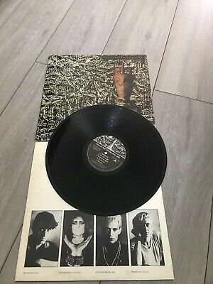 Siouxsie And The Banshees -ju Ju Vinyl  First Press Variant 2 /post Punk/goth • 25£