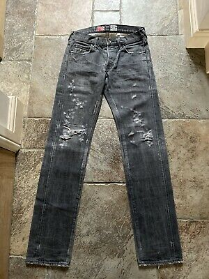 Mens Prps Noir Jeans, 32/35, Good Condition • 120£