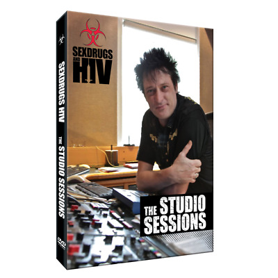 £19.99 • Buy Sex Drugs And HIV - The Studio Sessions 8 X DVD Set 2021  Adam Ant, Poly Styrene