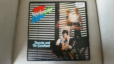 Siouxsie And The Banshees  Kaleidoscope  Polydor Records Vinyl Lp 2442 177 • 2.30£