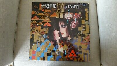 SIOUXSIE AND THE BANSHEES A KISS IN THE DREAMHOUSE 12  Vinyl LP. POLD 5064 • 5£
