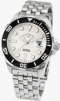 £1000 • Buy Andre Belfort New Sous Les Mers  Steel White  Automatic Wristwatch