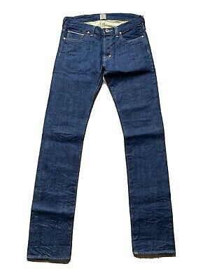 Mens Prps Goods & Co Selvedge Jeans, Size 32/35, Excellent Condition • 75£
