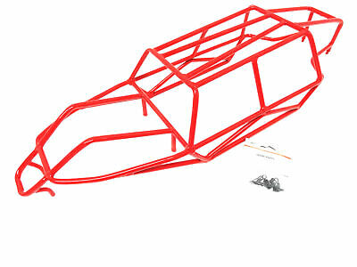 Rovan Red Steel Metal Buggy Sand Rail Roll Cage Fit HPI Baja 5B SS King Motor • 76.47£