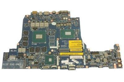 $ CDN889.90 • Buy Dell Alienware 17 R5 15 R4 Laptop Motherboard I7-8750H 2.20GHz 345HH 0345HH