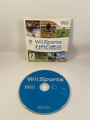 Nintendo Wii Sports Game - Tested & Working - Good Condition • 4.20£