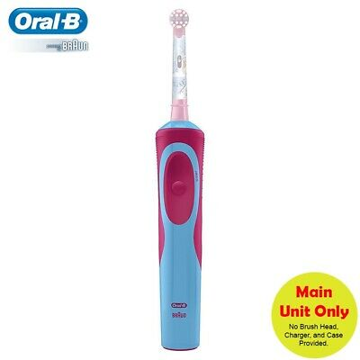 AU29.99 • Buy Genuine Braun Oral-B Vitality Stages Power Frozen Kids Toothbrush Unit Only