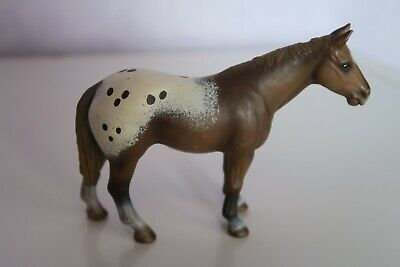 Schleich Horse Appaloosa Stallion 2002 Model 13271 Used • 4.90£