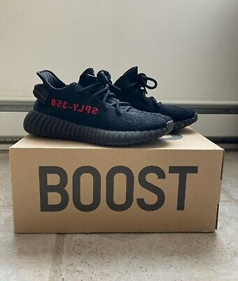 $ CDN425 • Buy Adidas Yeezy Boost 350 V2 Bred Size 4 CP9652 100% Authentic SHIP FAST